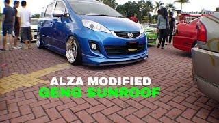 Alza Stance with Sunroof | Auto show Zero Carbon 2016 Econsave Seremban