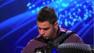 Got Talent Serbia - Nikola Pekovic (Amazing Accordion)