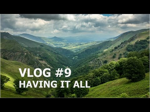 Vlog #9 - Cycling in the Basque Country