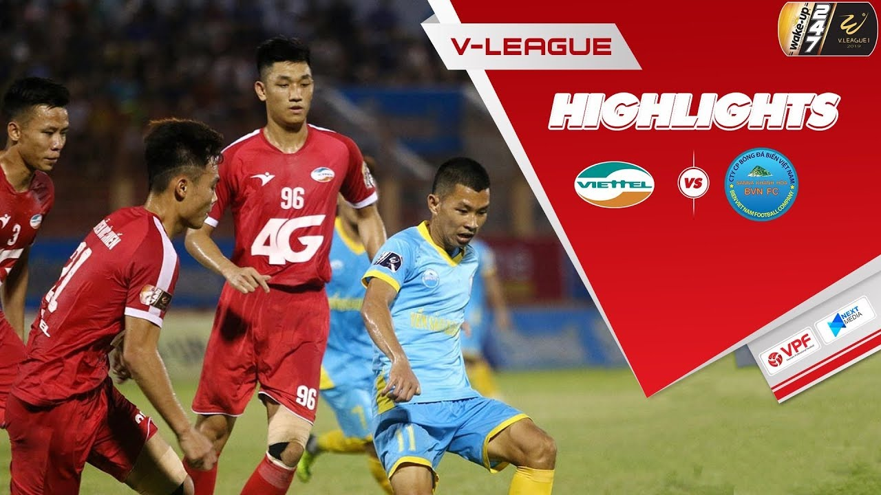 Video: Viettel vs Sanna Khánh Hòa BVN