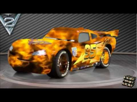 My Custom Cars On Fire  (fan-video) #3 Travel Video