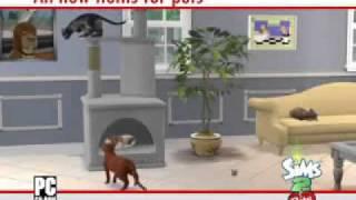 The Sims 2 - Питомцы Трейлер