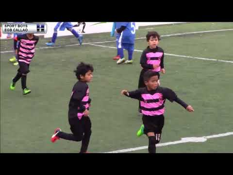 FECHA 3: SPORT BOYS VS EGB CALLAO