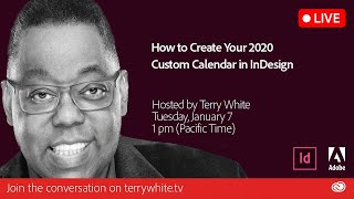 How to Create Your Custom Calendar in InDesign