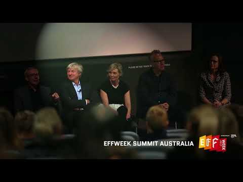 Sydney Effectiveness Summit - Panel Discussion