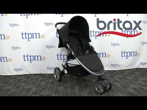 B-Agile 3 Stroller From Britax