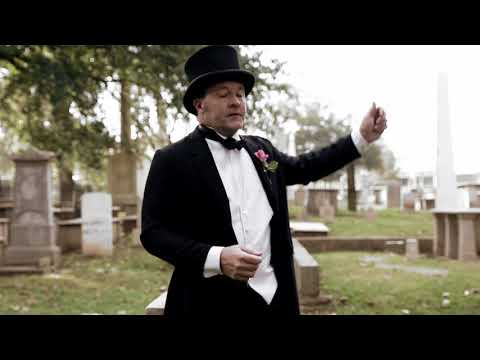 City Cemetery Living History Tour 2017