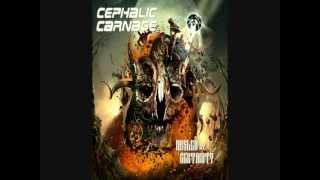 Cephalic Carnage - Grindcore Blastbeat Blues ( Japanese edition bonus track)