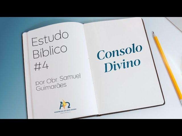 Estudo Bíblico #4