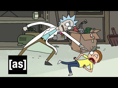 Rick and Morty Forever 100 Years | Rick and Morty | Adult Swim