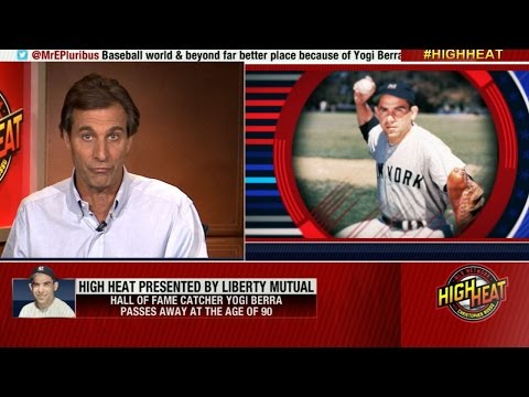 Russo Discusses The Ing Of End Yogi Berra