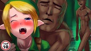 Top 10 Zelda Fan Theories