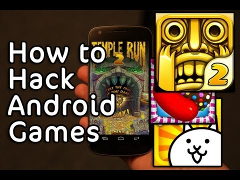 How To Hack And Cheat In Any Android Game