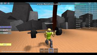 ROBLOX - Weight Lifting Simulator Protein Bar