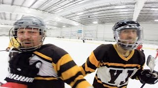 GoPro Hockey | MULTIPLE EJECTIONS?!
