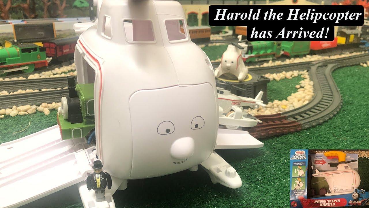 Harold HubschrauberThomas /& seine FreundeThomas /& FriendsLokomotive