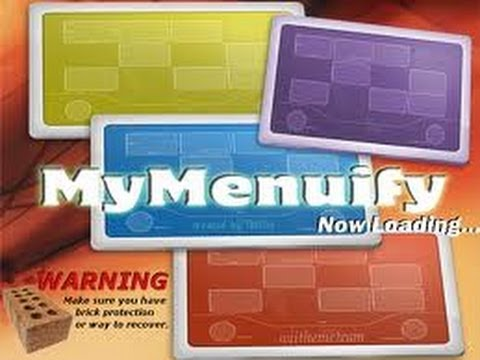 MyMenuify: Nintendo Wii Custom Themes 4 0U – 4 3U (North