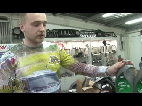 UAZOBAZA # 27 Обзор масел для двигателей и трансмиссии (КПП, РК, мосты) УАЗа