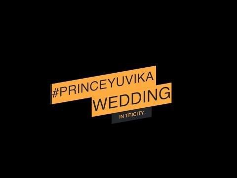 Prince Yuvika Wedding Reception In Chandigarh