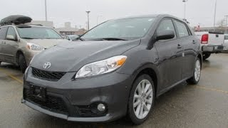 Toyota Matrix 2012 Videos