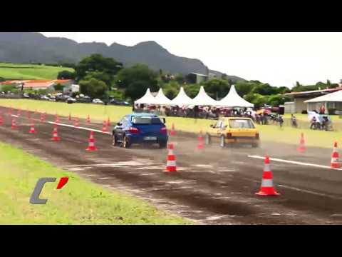 RUN AUTOS souvenir GTV (Guadeloupe television)
