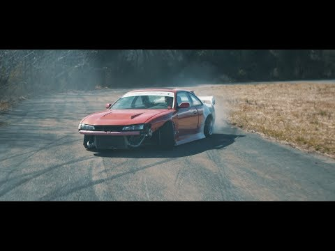 Garage Sideways Official Drift Video! Filmed By (Burky Films)