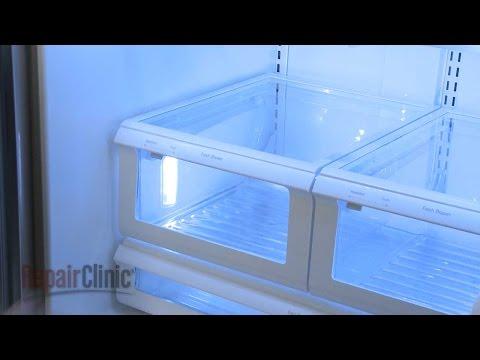 Crisper Drawer - Frigidaire Refrigerator