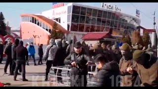 Стрельба на Барабашово: задержаны 53 участника беспорядков