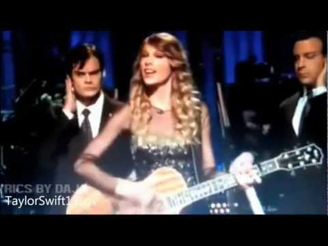 Taylor Swift - Monologue Song (La La La) (Lyrics)