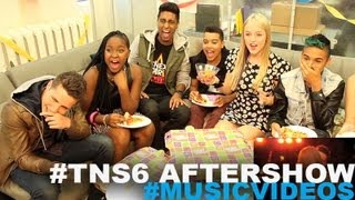#TNS6 - AfterShow with Suki!