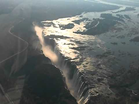 Travel Bounty Inc: Helicopter Ride Over Victoria Falls (South Africa)