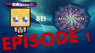 Die Millionenshow | Episode 1 | mit Riku604