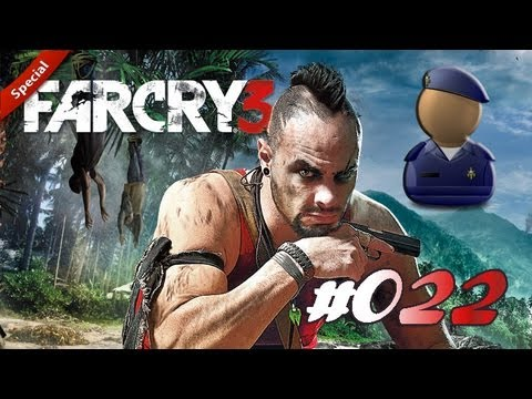 Let's Play Far Cry 3 #022 - Der Handlanger vom CIA [Deutsch] [HD] [blind]