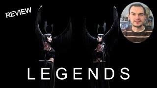 Kerli - Legends (Track Review)