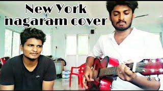 New York Nagaram Cover   Live Recording   Practice Session   AR Rahman   Sillunu Oru Kadhal