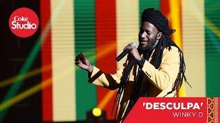 Winky D : Desculpa (Cover) - Coke Studio Africa