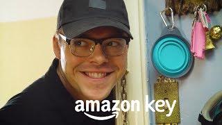 Introducing the Amazon Key (Parody)