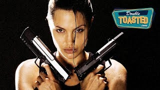 TOMB RAIDER - RETRO MOVIE REVIEW HIGHLIGHT - Double Toasted