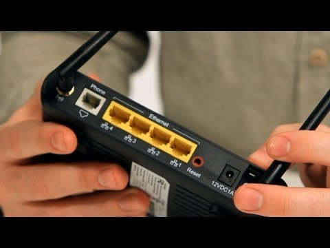 What Is a Gigabit Router?   Internet Setup
