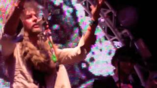 Flaming Lips and Yoko Ono Plastic Ono Band - Happy Xmas (War Is Over) - New Years Eve Freakout 2011