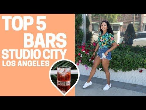 Best 5 Bars In Studio City. [Los Angeles Travel Guide 2020]