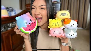 NEW SQUISHY PACKAGE! TSUM TSUMS?!
