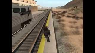 GTA San Andreas FUNNY MOMENTS #1