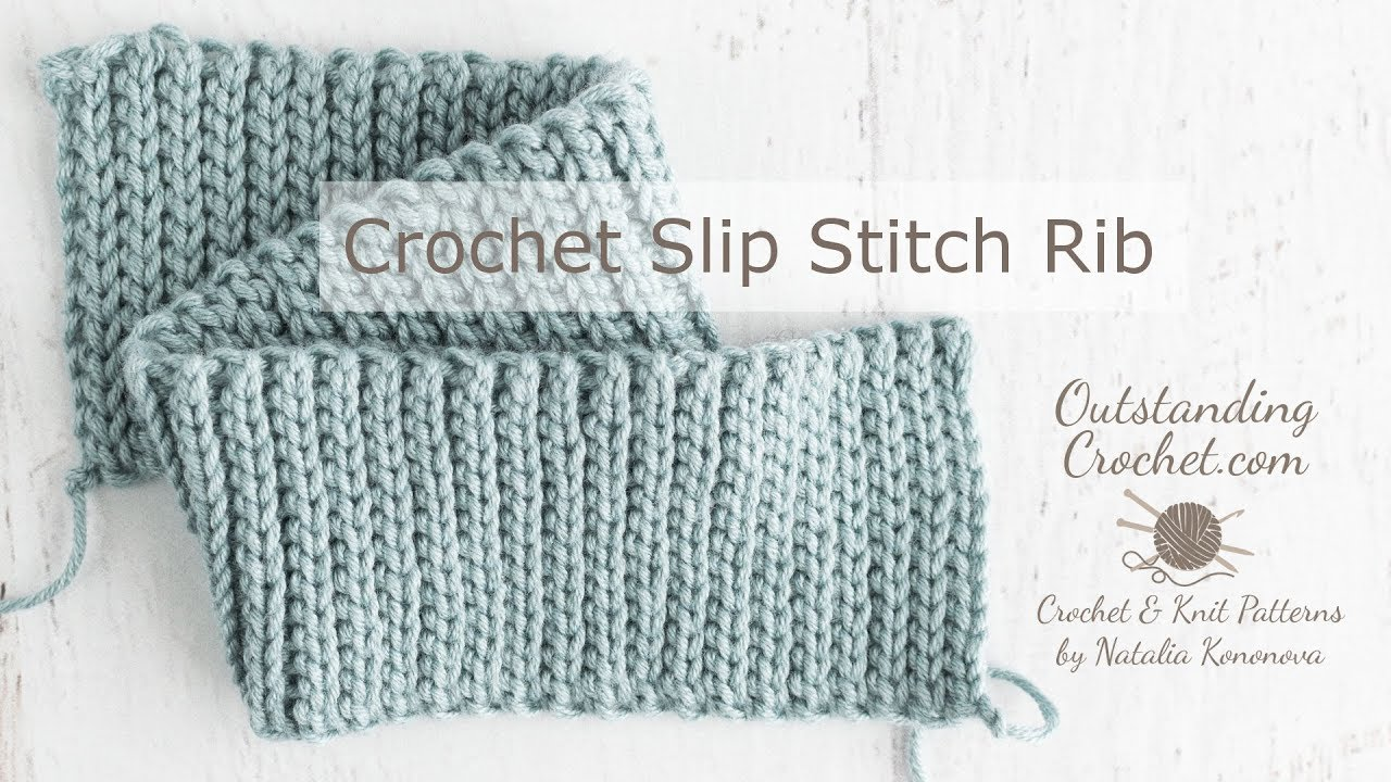 Crochet Knit Patterns | Outstanding Crochet