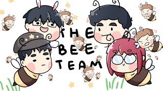 【LoL】BEE TEAM ft. Boxbox, Xpecial, Oddone, (Budget) Destiny 🐝