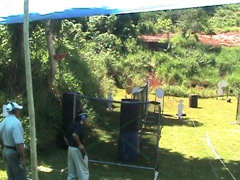 pistol shooting - Mandeville, Jamaica