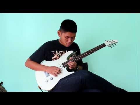 Download Youtube: John Petrucci - Glasgow Kiss Cover  by My student Tee