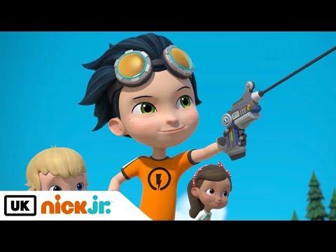 Rusty Rivets   Rusty's Brave Cave Save   Nick Jr. UK