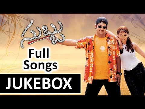 Subbu (సుబ్బు) Telugu Movie Songs Jukebox || Jr Ntr,Sonali joshi