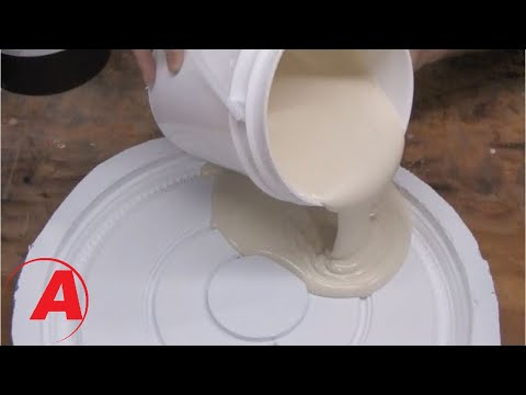 How to mold & cast architectural moldings